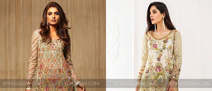 Latest Pakistani Party Wear Dresses 2020 For Girls Styleglow Com
