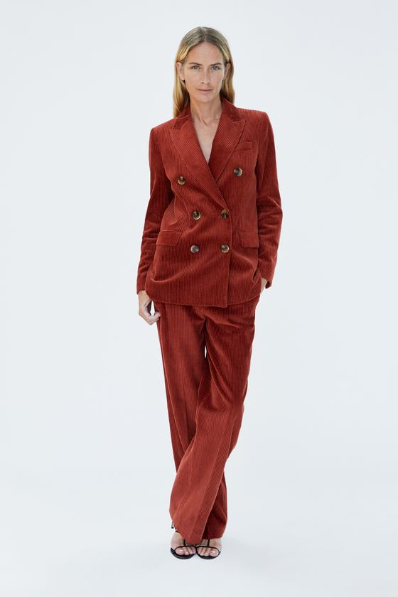 5 ways to wear this season's spice colours