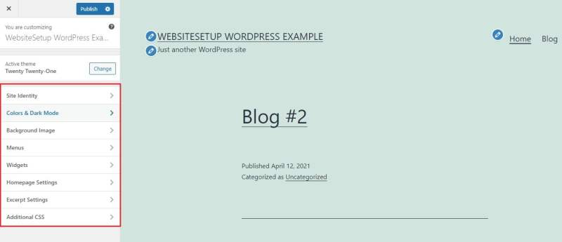 كيفية إنشاء موقع على الانترنت #11
