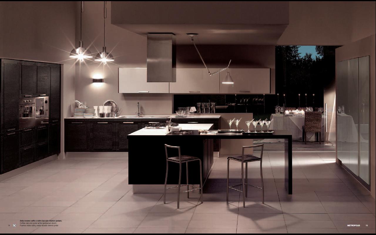 Modern home decor kitchen. kitchen designer o kitchen decor themes ...