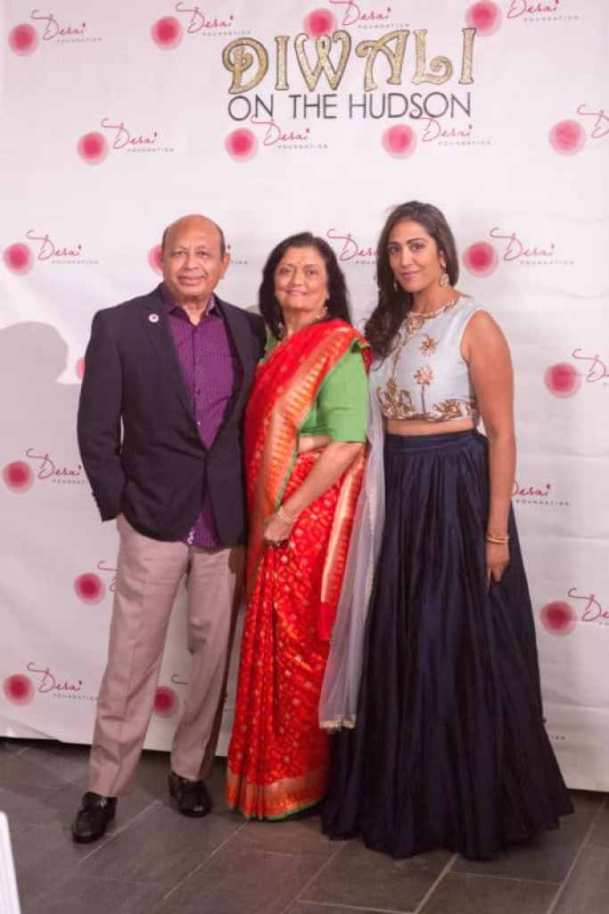 The Desai Family-Founders of The Desai Foundation
