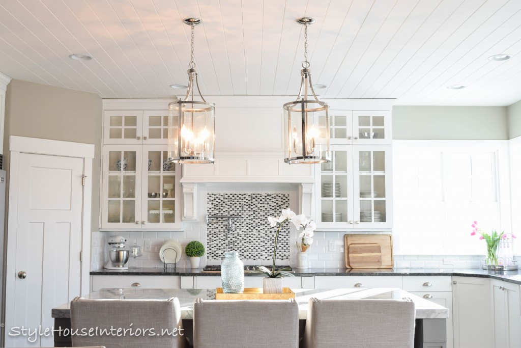 How To Figure Spacing For Island Pendants Style House