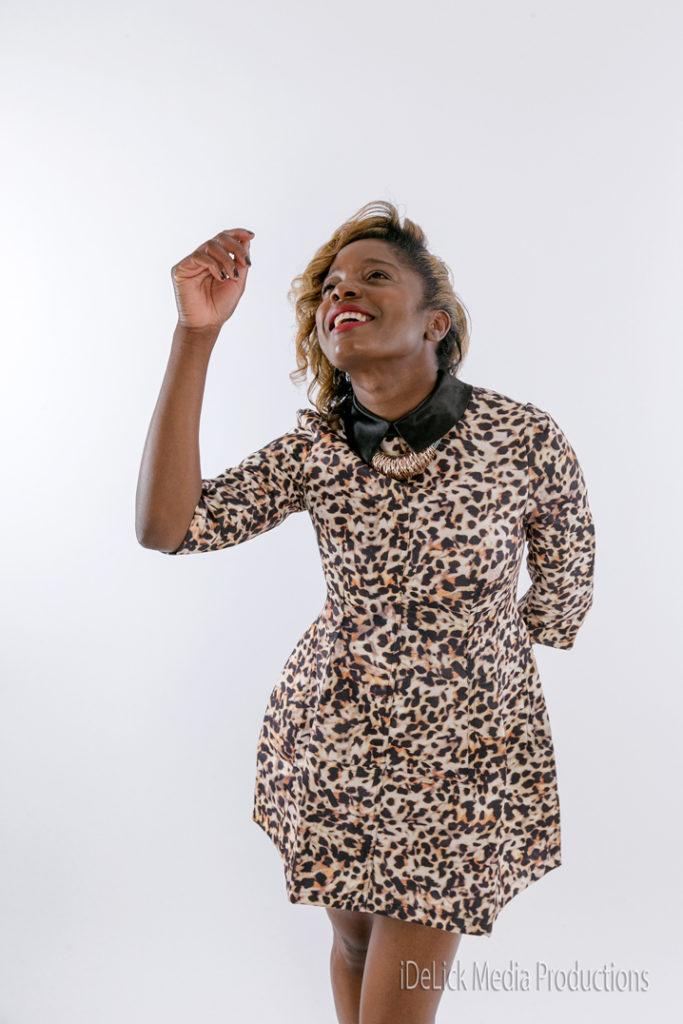 Leopard print fashion