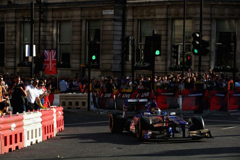 F1 Live London