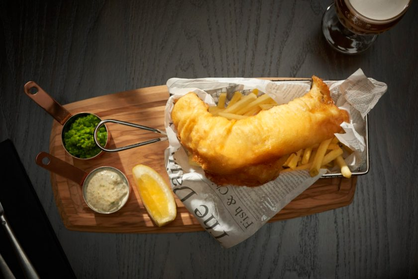 Fish & Chips - The Localist