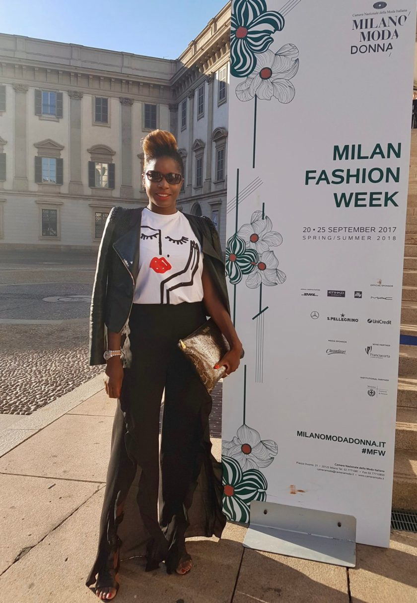 Milan Fashion Week - Day One