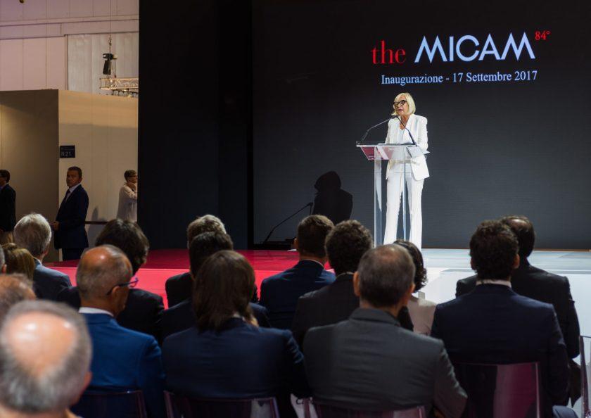 The MICAM - President Annarita Pilotti