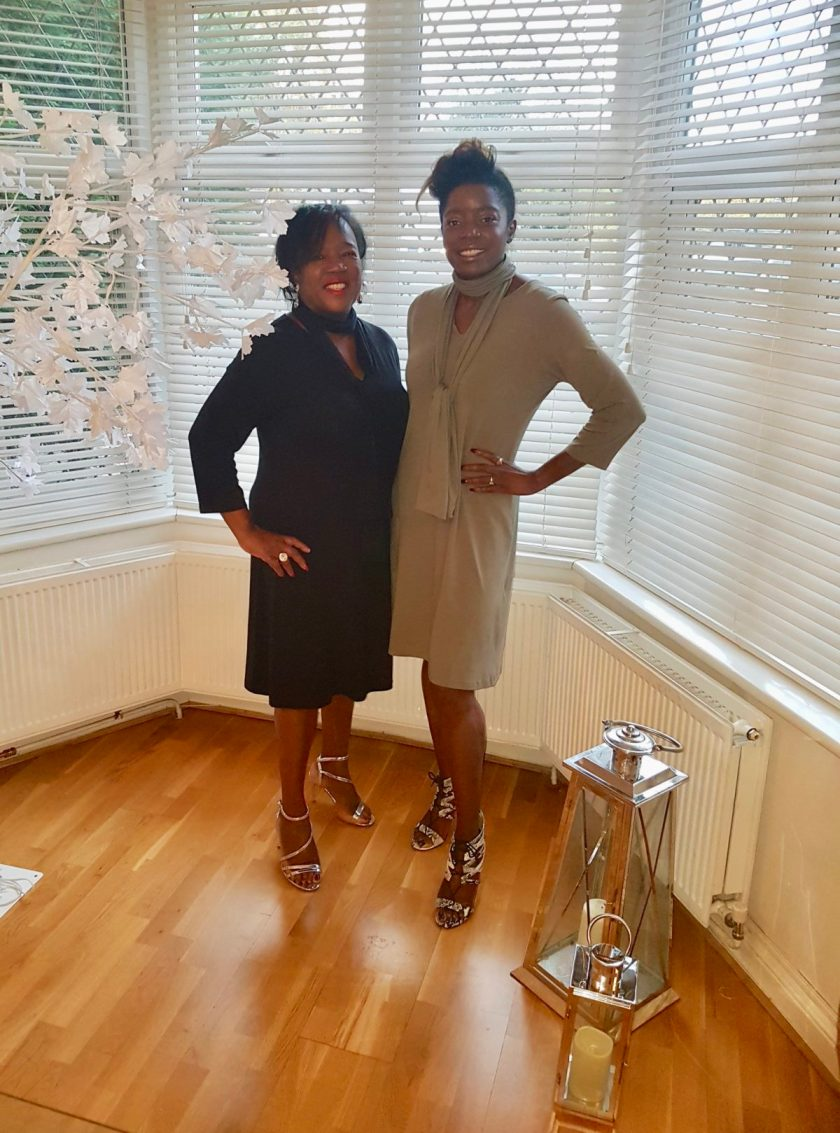NoLoGo-Chic Challenge Joins Mother And Daughter