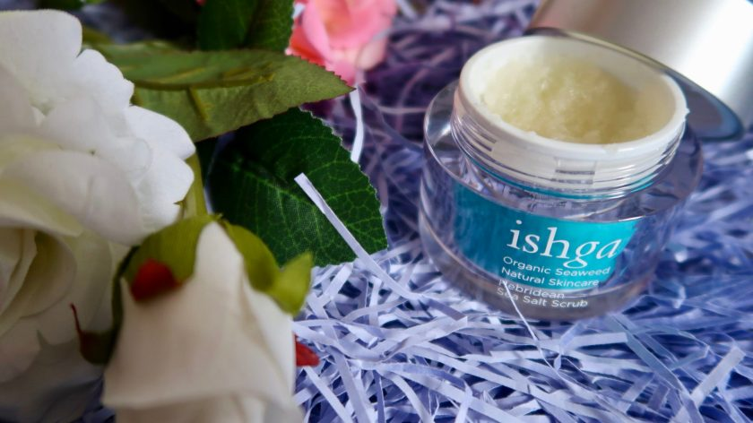 Hebridean Sea Salt Scrub