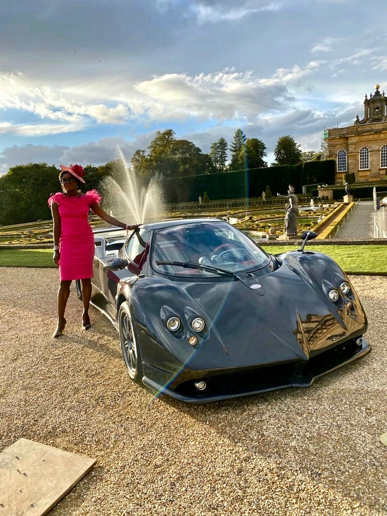 The Glamorous Lifestyle and Supercars14