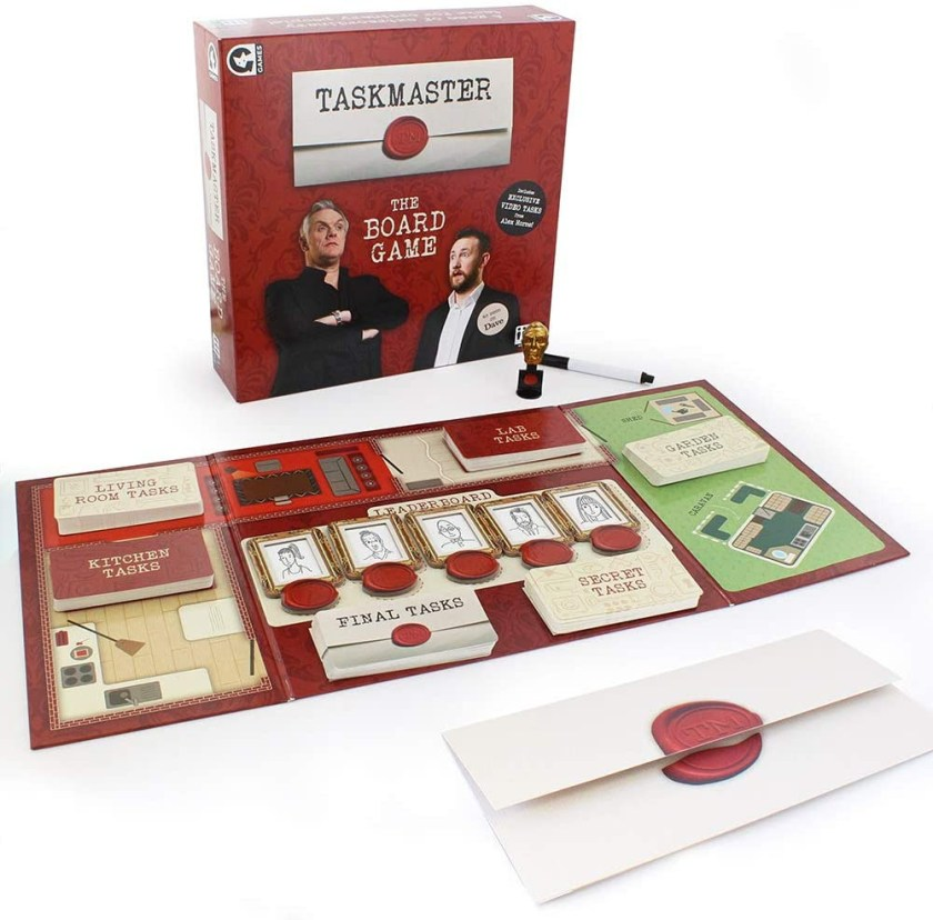 Father's Day Gift Guide. Task Master