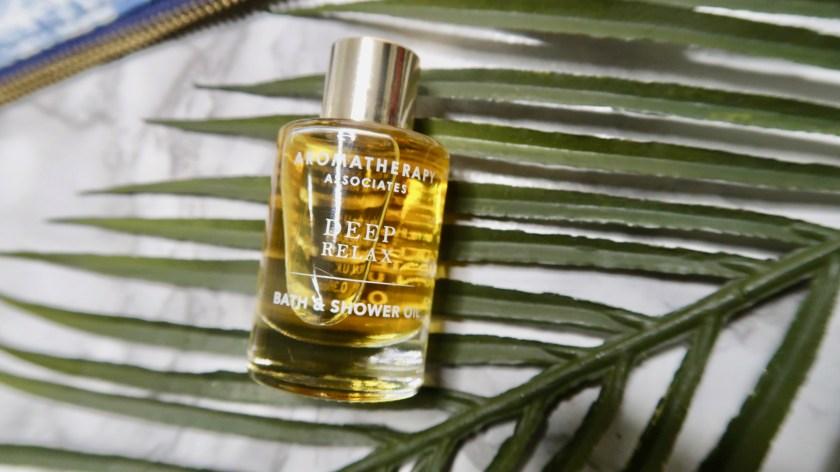 Deep Relax Bath & Shower Oil