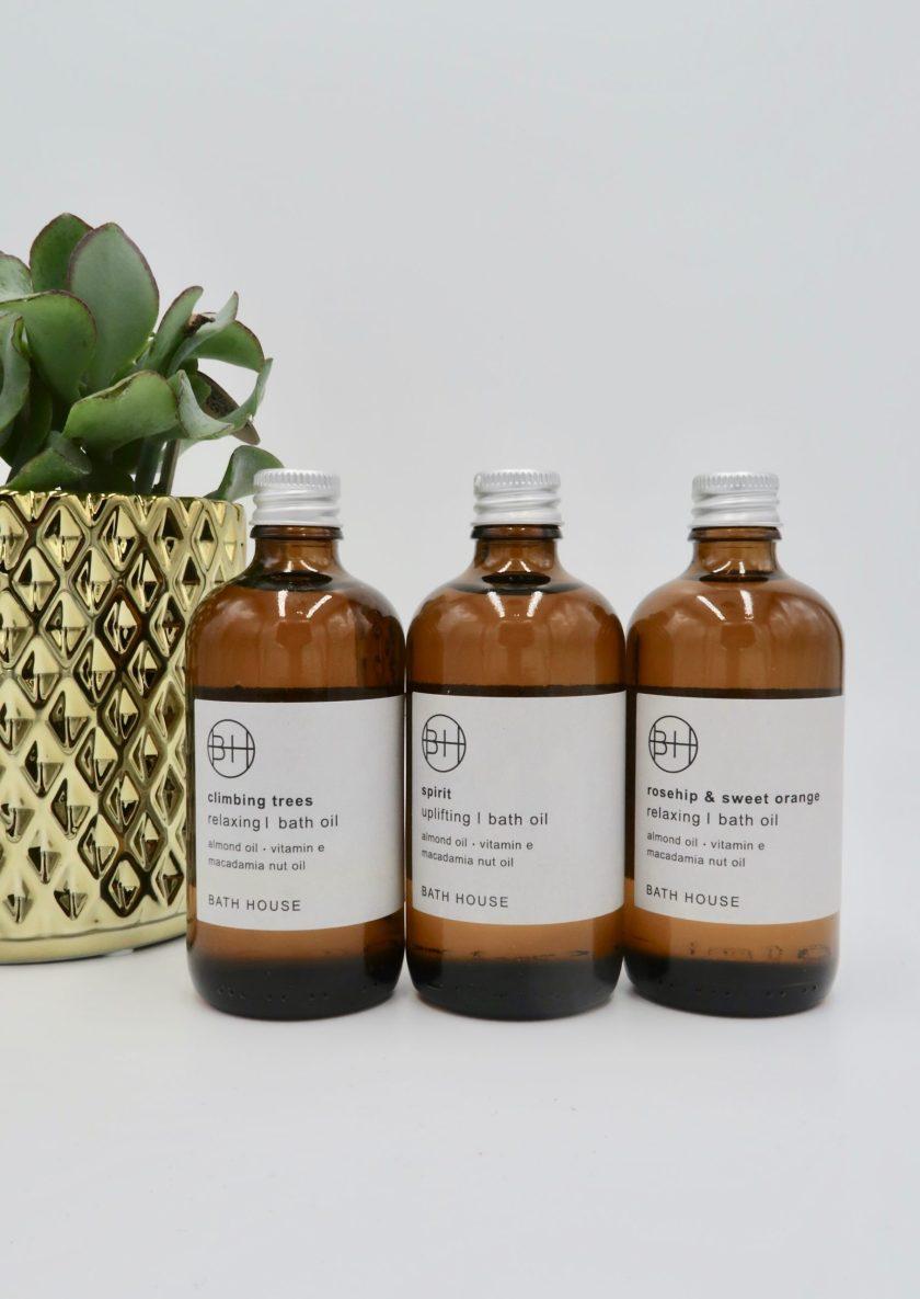 Gift Bath oils