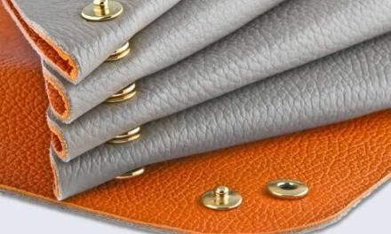 Lanzan broche reversible para cierres en bolsos y accesorios