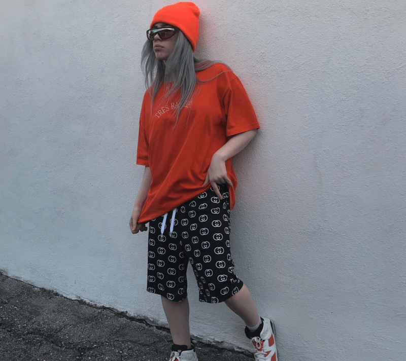 The Trademarks Of Billie Eilish Style Get The Look Style In The Way