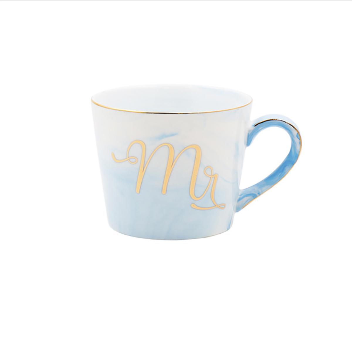 mr and mrs monogram mug style limits