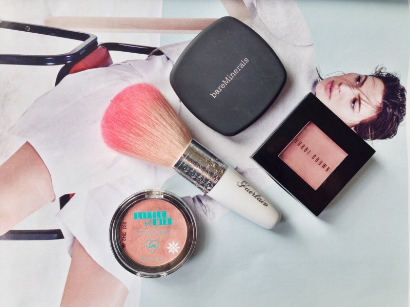 My Blush Collection: Top 3