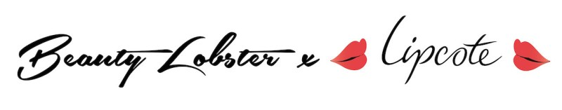BEAUTY LOBSTER IN ASSOCIATION WITH LIPCOTE LAUNCHES!