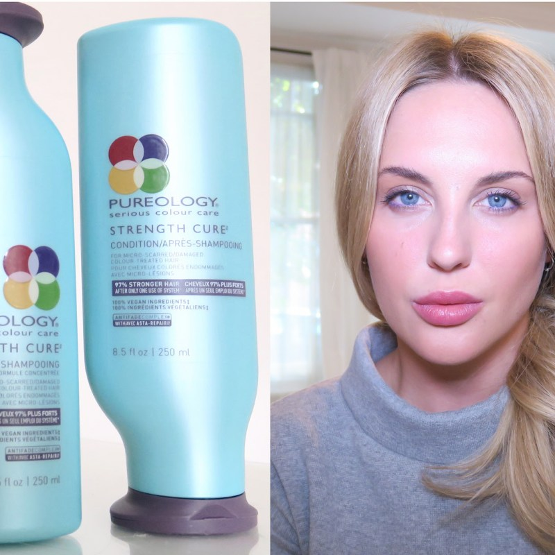 PUREOLOGY PRESCRIPTIVE HAIRCARE: TIME FOR A SWITCH UP