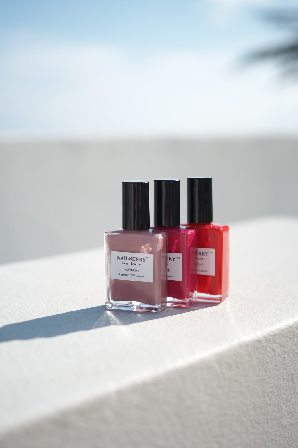 THE PERFECT SPRING NAIL SHADES BY NAILBERRY