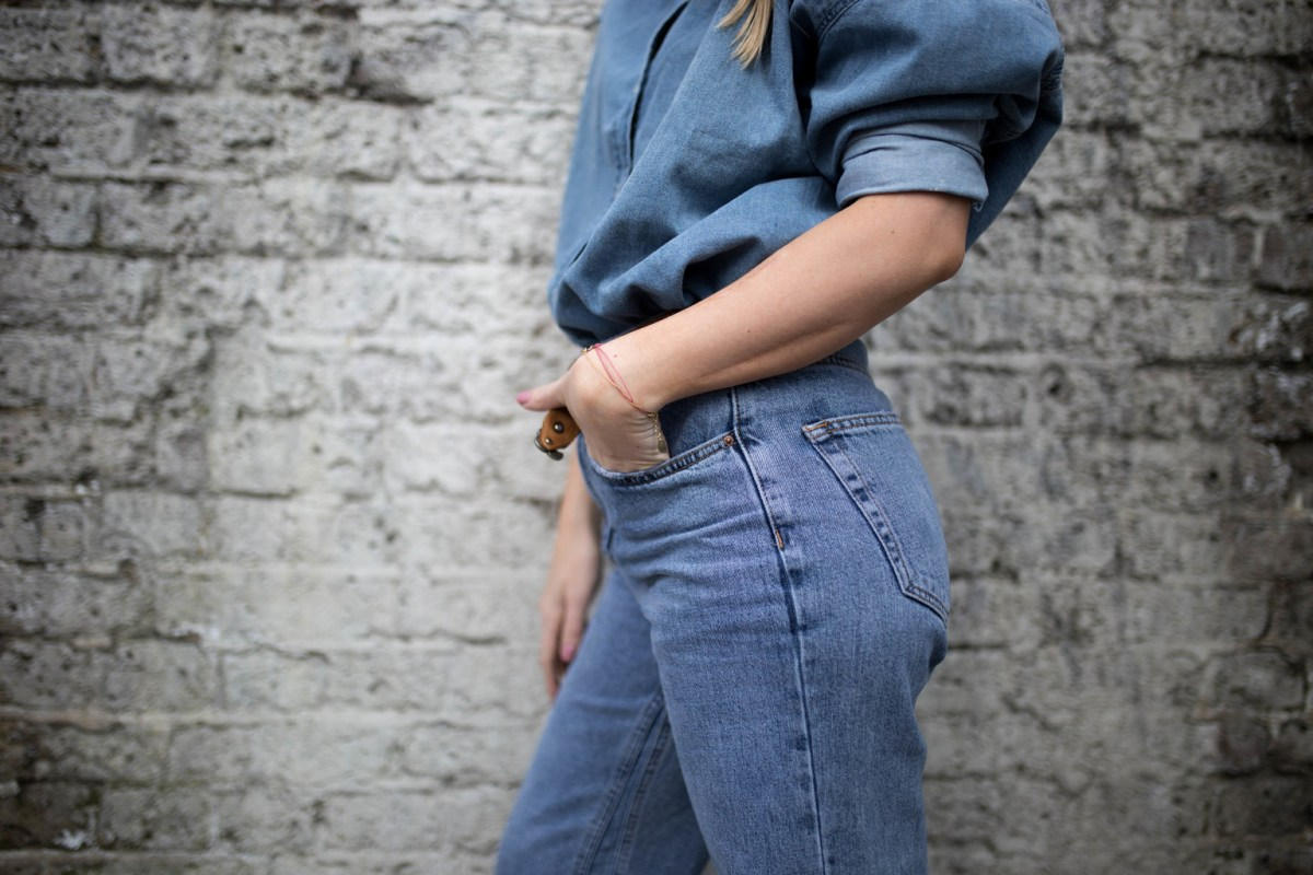 4 WAYS TO STYLE DENIM