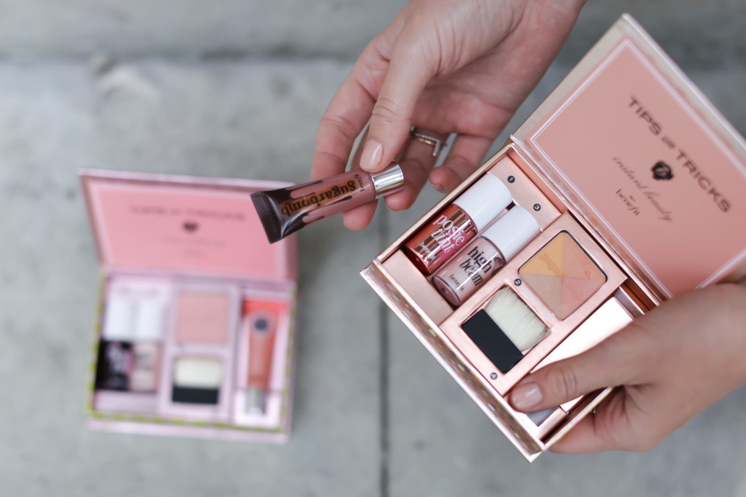 MUST HAVE IT: BOLD BROWS & GLOWING COMPLEXION KITS