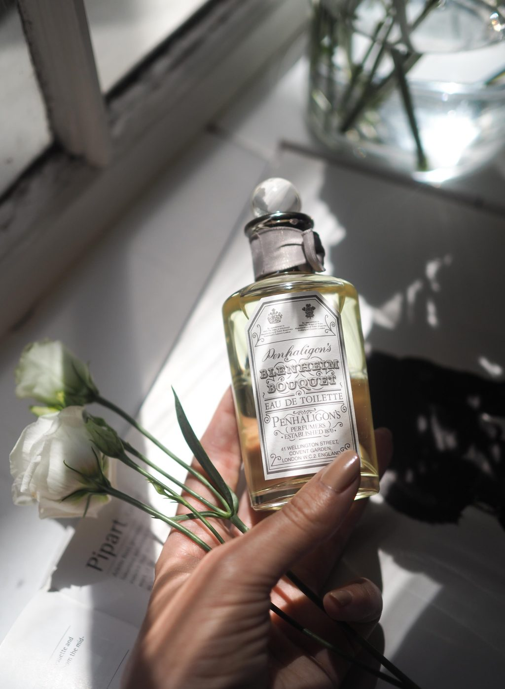 PENHALIGON'S BLENHEIM BOUQUET: FOR MEN & WOMEN