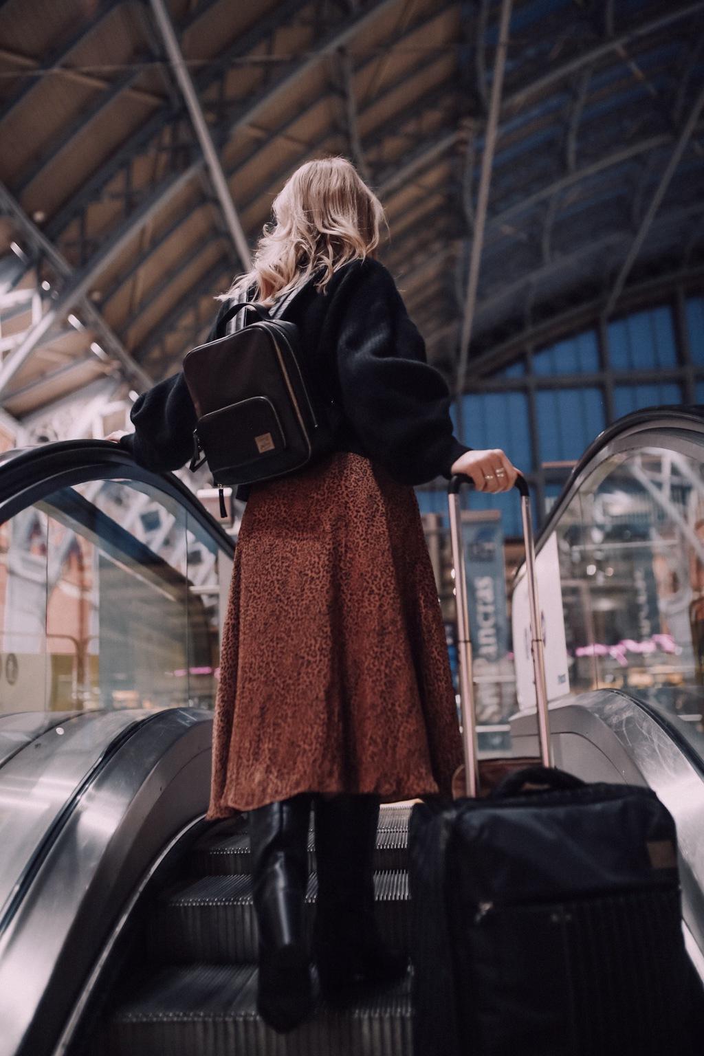 stylish cabin bag
