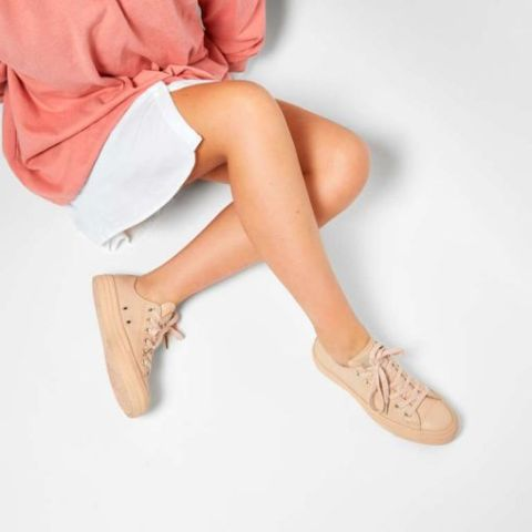 UK Exclusive: Converse Holiday Nude Collection