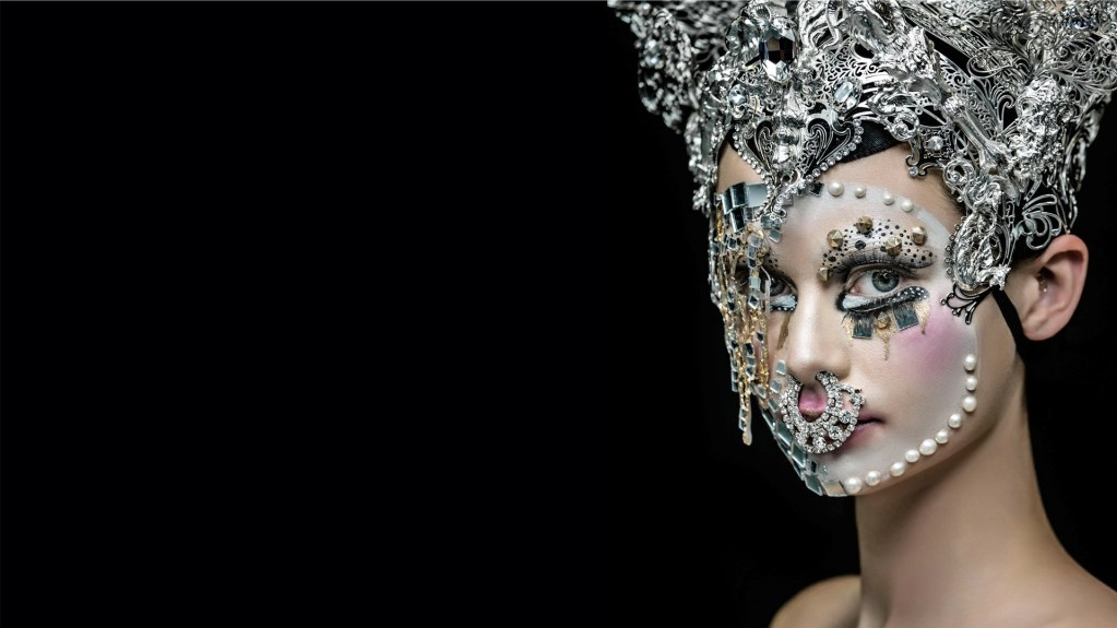 Image for the Gothic Couture SA International Creative Make Up and Body Art Championships – by Einat Dan and Josh Brandao