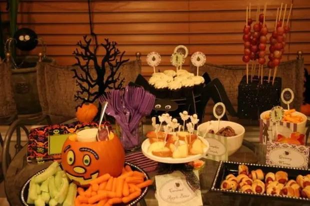 20 Great Halloween Table Decoration Ideas