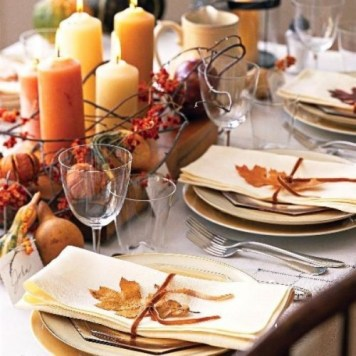 Image result for fall wedding table