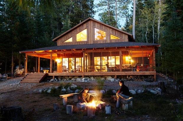 22 Cozy Cabins Perfect For Mountain Vacation Style
