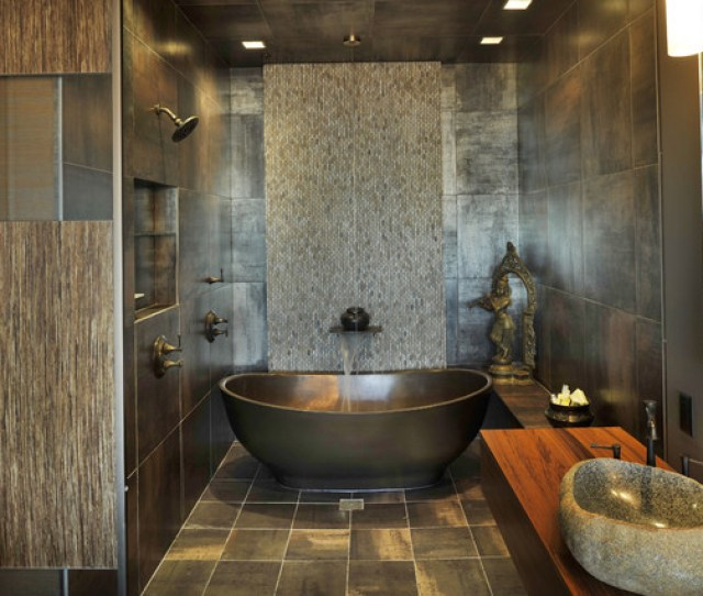 Peaceful Zen Bathroom Design Ideas For Relaxation In Your Home Style Motivation