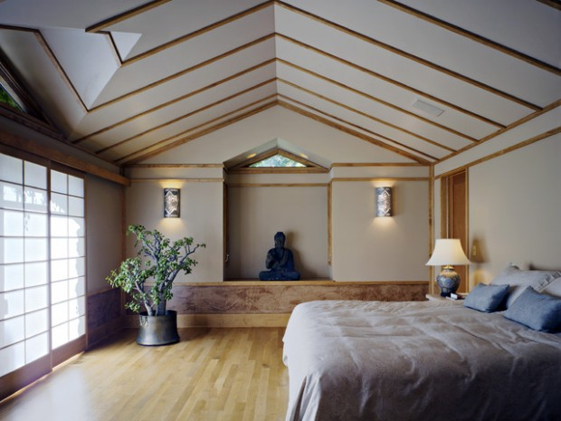 20 Zen Master Bedroom Design Ideas For Relaxing Ambience