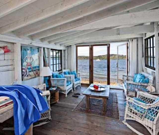 Beach Cottage Interior Design Ideas Inspired By The Sea