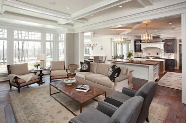 17 Open Concept Kitchen Living Room Design Ideas Style Motivation Part 48