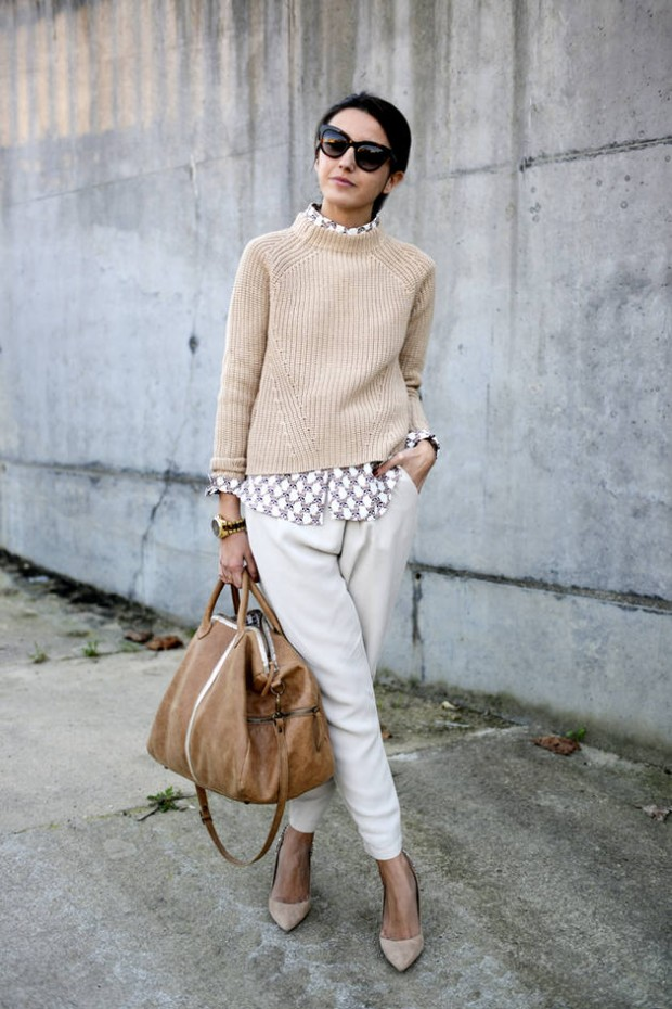 20 Classy Chic Outfit Ideas for Fall