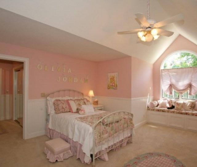 Girly Bedroom Design Ideas For Teenage Girls