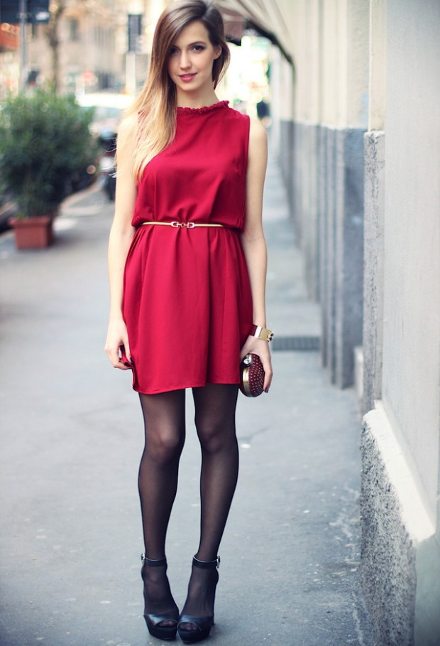 Red Dress For Valentines Day 20 Seductive Outfits To