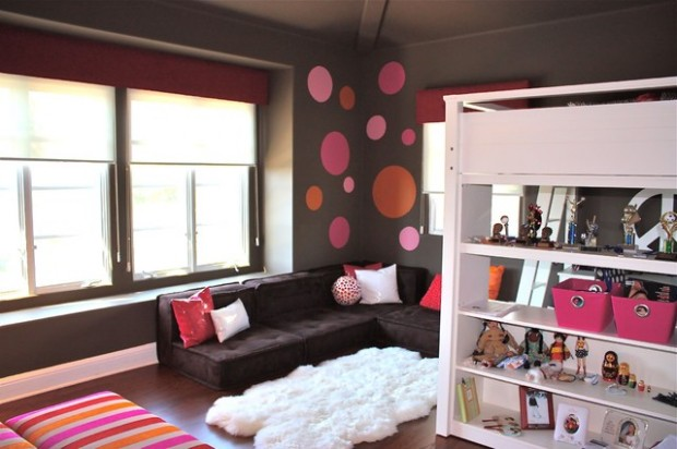 18 Cool Teen Lounge Design Ideas Perfect For Hangouts And