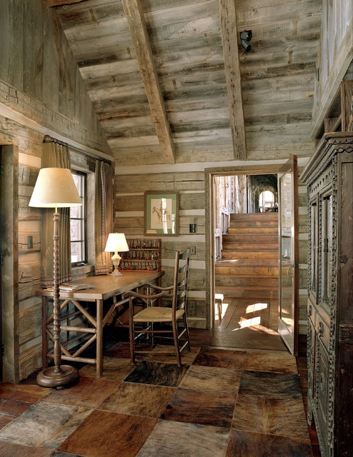 21 Rustic Log Cabin Interior Design Ideas   Style Motivation 21 Rustic Log Cabin Interior Design Ideas