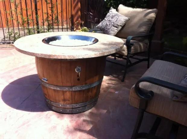 23 Genius Ideas To Repurpose Old Wine Barrels Into Cool