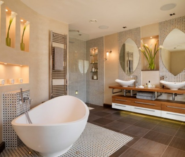 Fresh Bathroom Decorating Ideas With Flowers