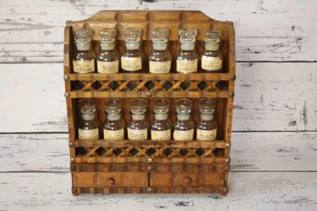 17 creative spice rack designs that
