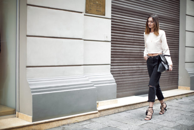 25 Stylish Outfit Ideas by Fashion Blogger Nika from Fashion Agony