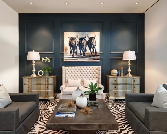 18 Stunning Living Room Designs Ideas With Accent Walls Style Motivation