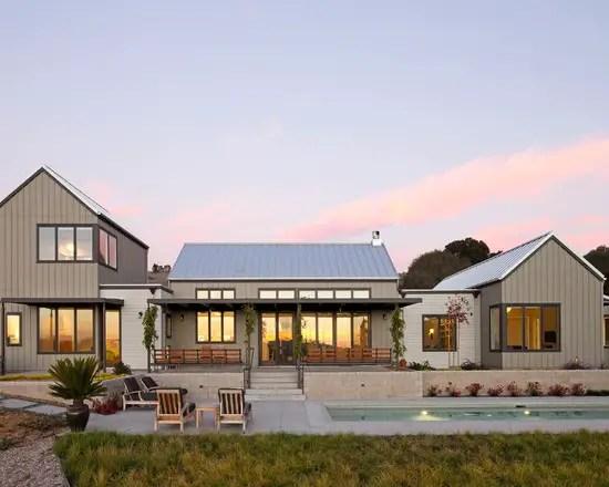 16 Bright and Airy Modern Farmhouse Exterior Design Ideas ...