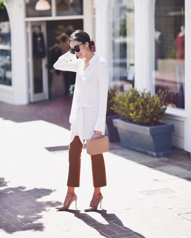 17 Spring to Summer Transitional Outfit Ideas (Part 2)
