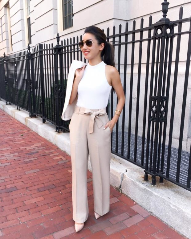 Summer Street Style: 15 Lovely Outfit Ideas (Part 1)